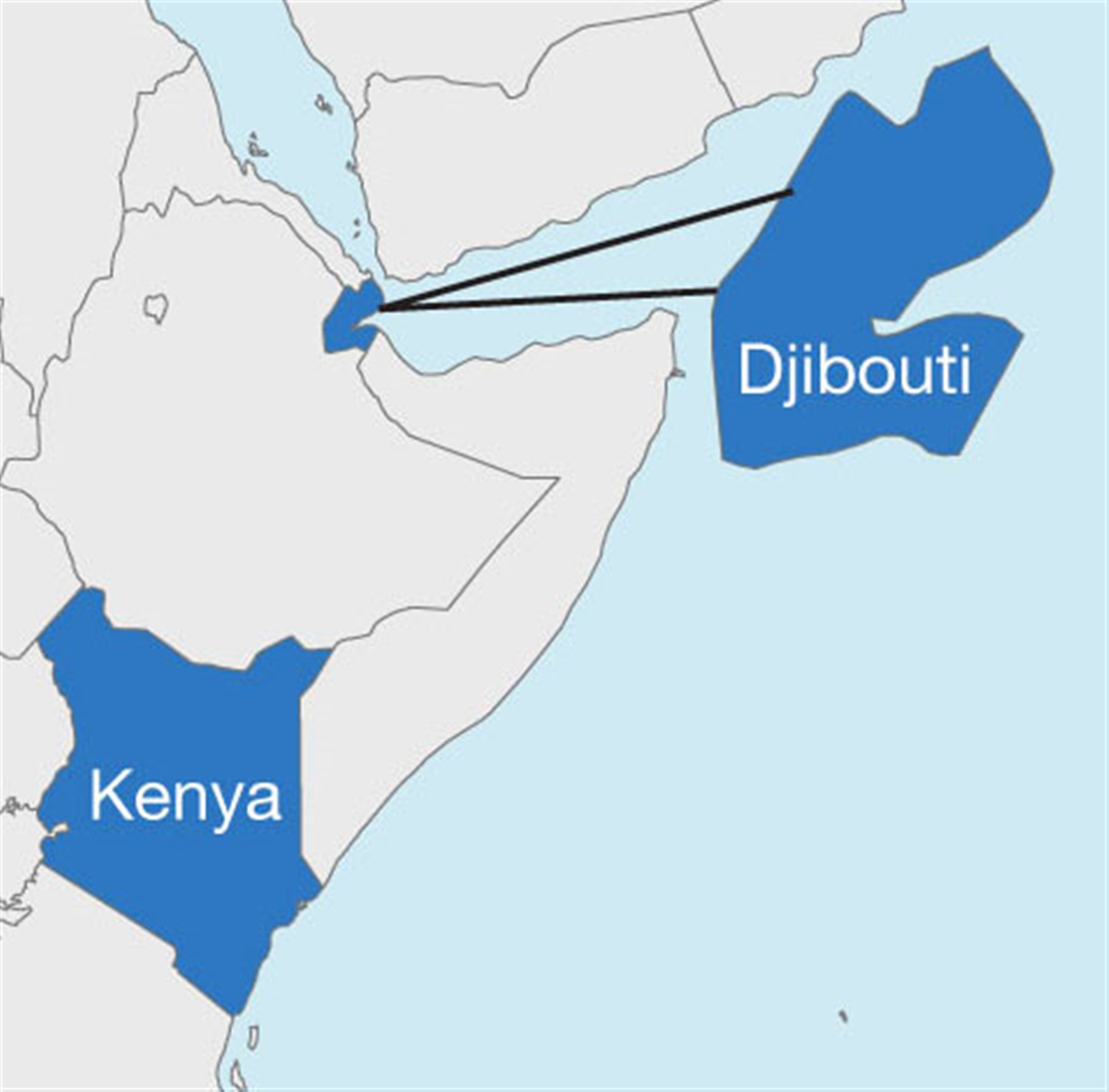 Kenya and Djibouti represent the first East Africa nations to join the National Guard Bureau's State Partnership Program.