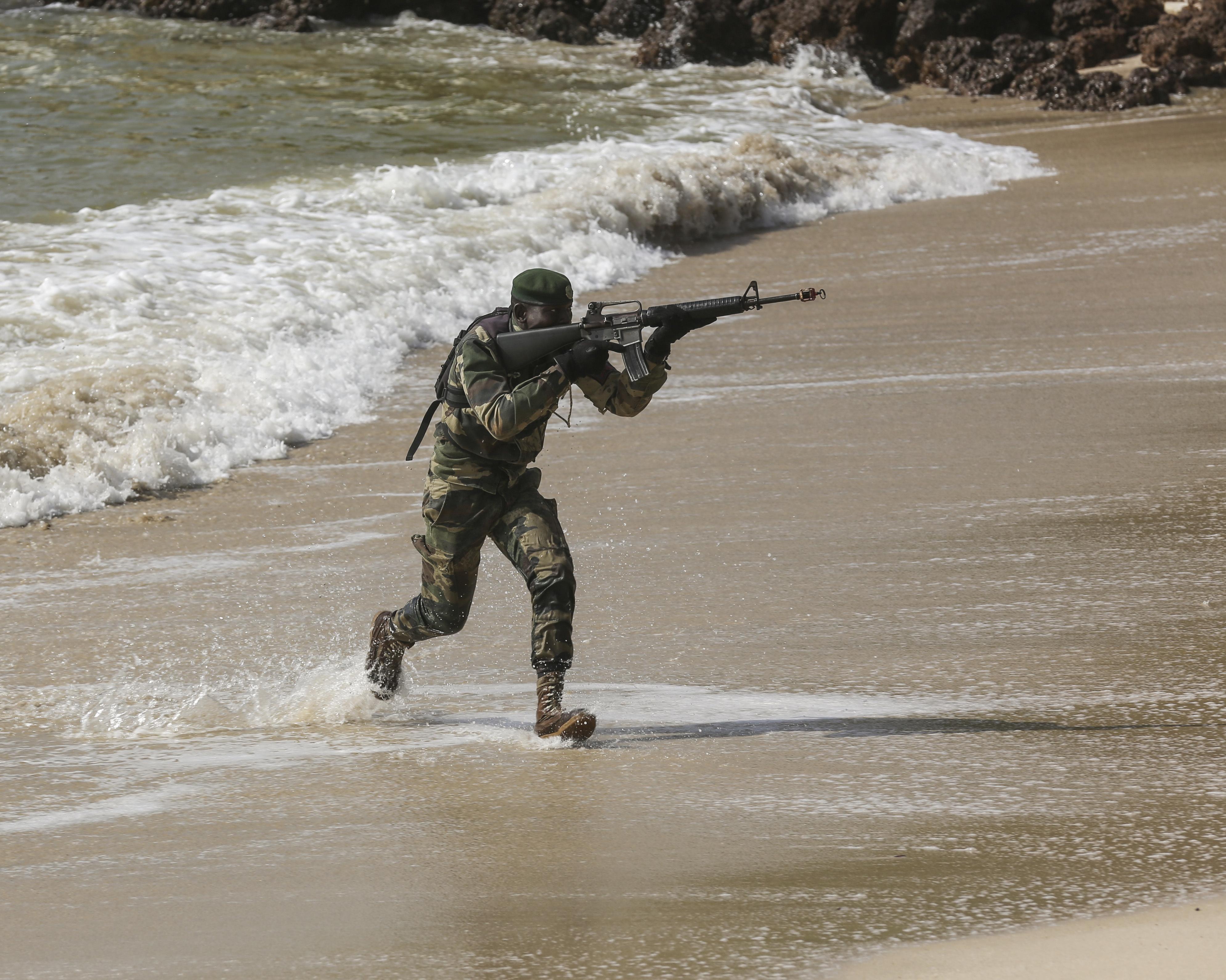 AFRICOM and UN Host Coastal Resiliency Symposium (1) of (3)