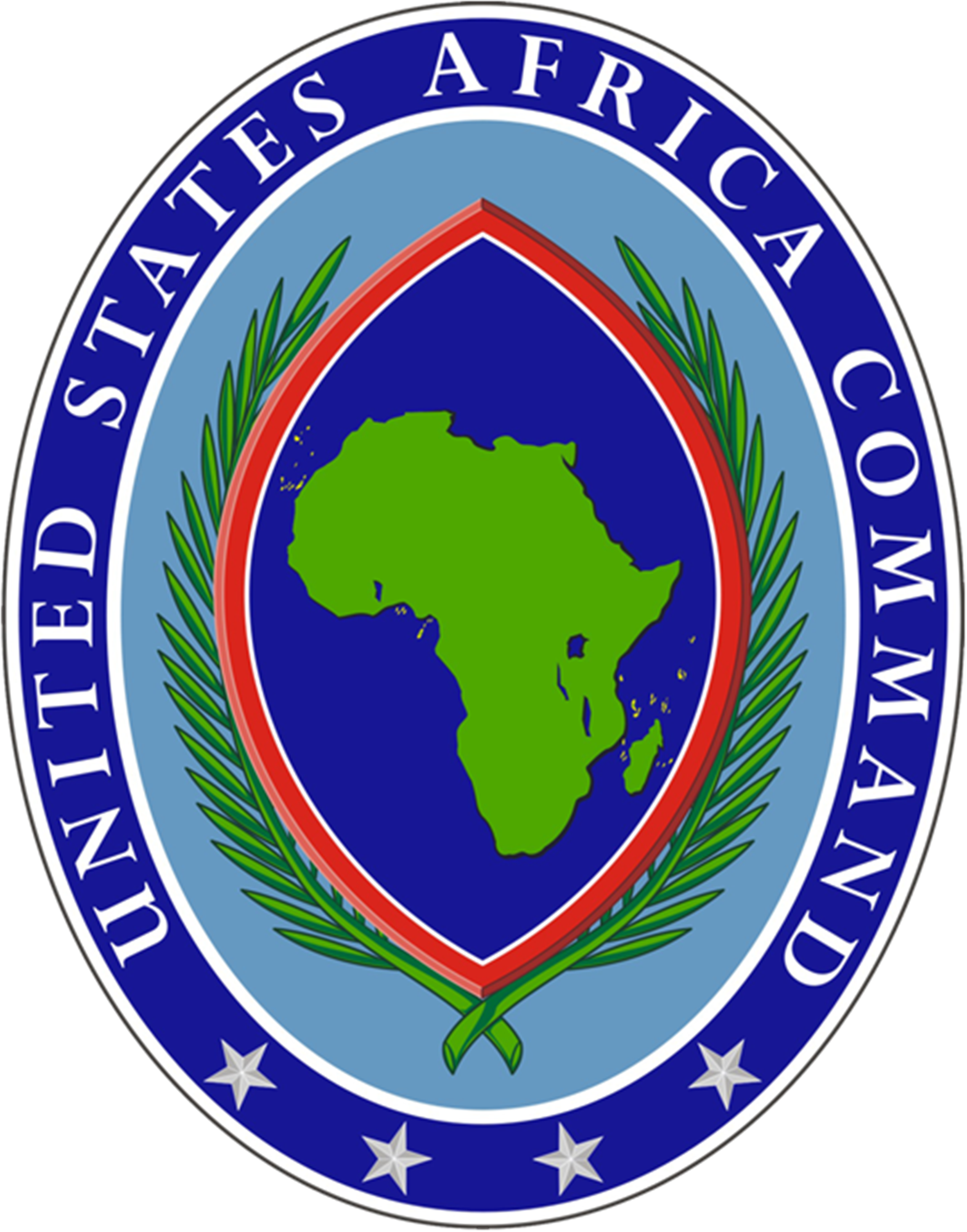 Image result for africa command logo