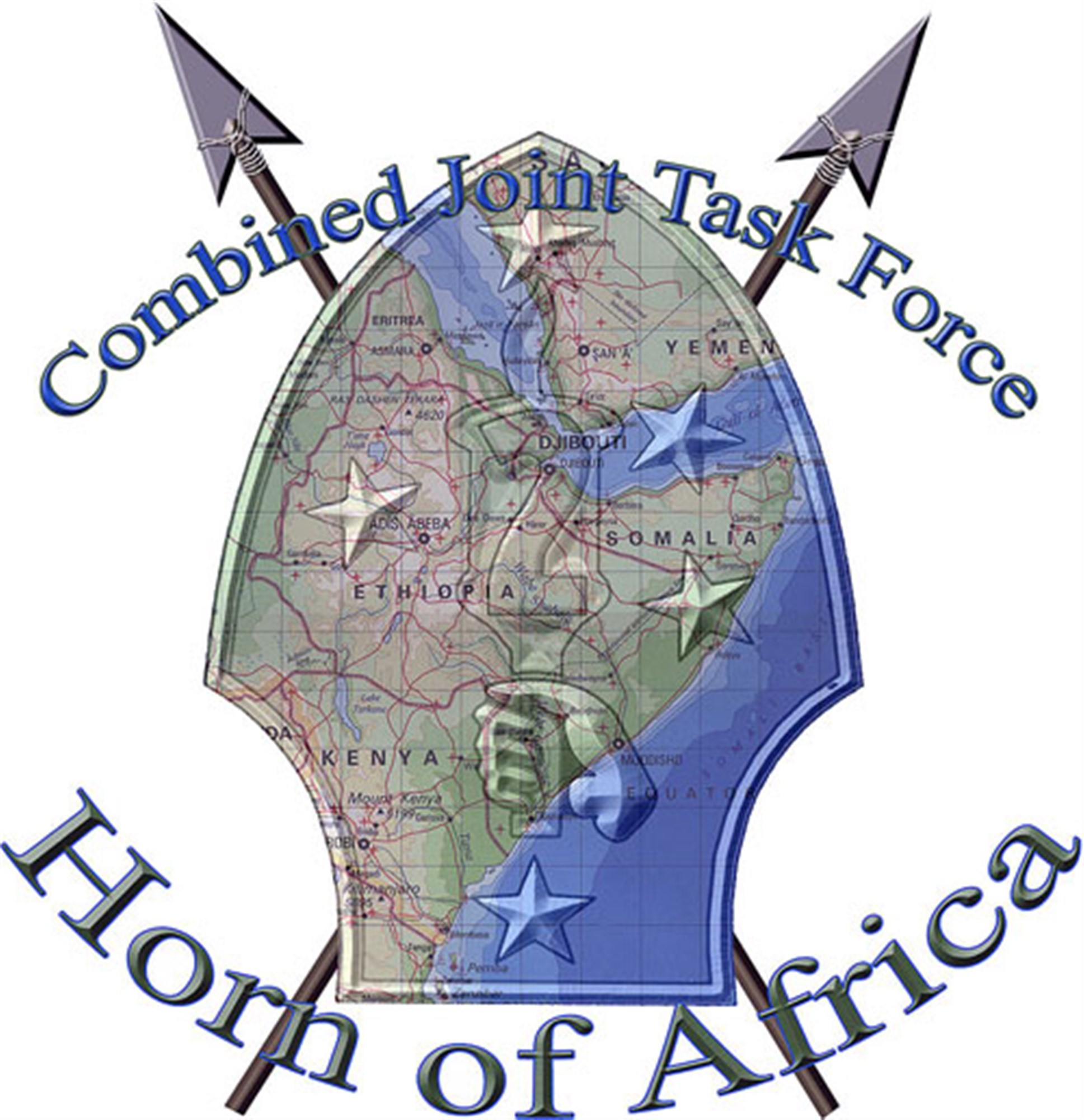 In the Horn of Africa, CJTF-HOA is the U.S. Africa Command organization that conducts operations in the region to enhance partner nation capacity, promote regional security and stability, dissuade conflict, and protect U.S. and coalition interests.