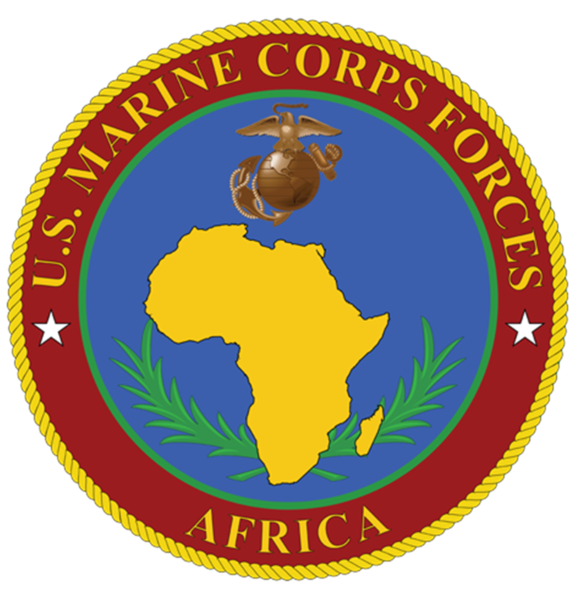 Located in Stuttgart, Germany, U.S. Marine Forces Africa (MARFORAF) conducts operations, exercises, training, and security cooperation activities throughout the African continent. Its staff is shared with U.S. Marine Corps Forces Europe.