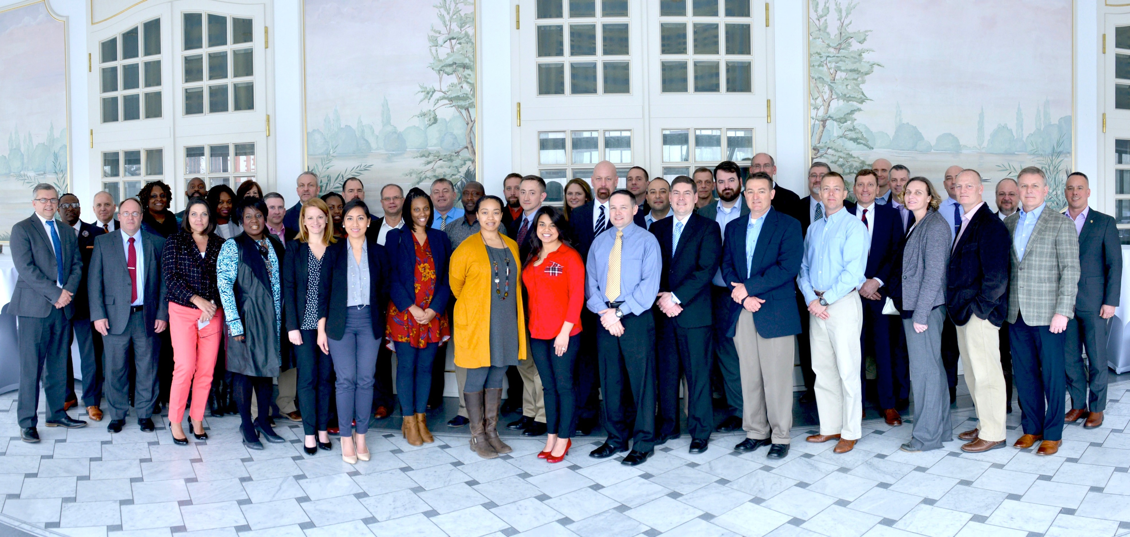 "STUTTGART, Germany – U.S. Africa Command hosted a Resources and Assessments Workshop, March 27, 2018, in Mainz, Germany. Led by the AFRICOM Directorate of Resources and Assessments, or J8, the theme of the event was ""Shaping the Future."" Topics of discussion included programming and budget review, integrated priority list process, strategic assessments, science and technology, and security cooperation authorizations, fund allocations, future posture of U.S. forces in Africa, and how to align efforts with the new national defense strategy. (Photo by Staff Sgt. Grady Jones, AFRICOM Public Affairs)"